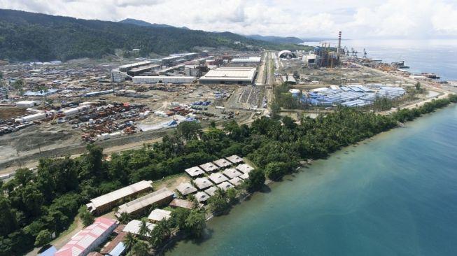 Kelanjutan Investasi Smelter Tsingshan Belum Pasti