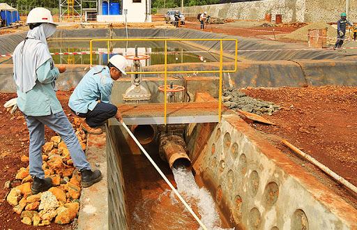 Baku Mutu Air Limbah Bagi Usaha dan Kegiatan Pertambangan Bijih Nikel