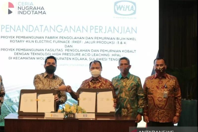 Pabrik Nikel di Sulawesi Tenggara Segera Dibangun, Berapa Nilai Investasinya?