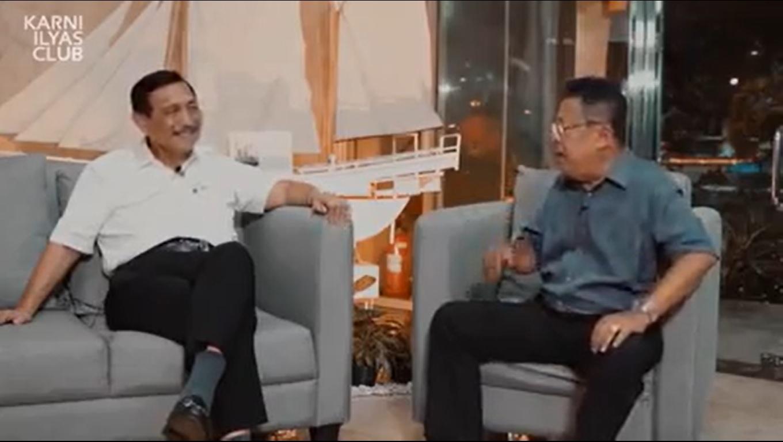 Karni Ilyas: Luhut Binsar Pandjaitan, Perdana Menterinya Indonesia?