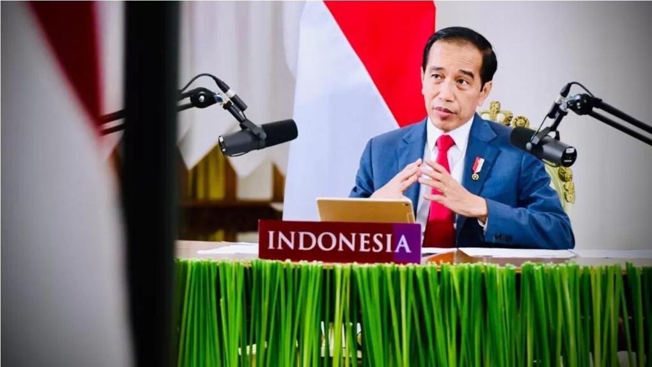 Presiden Jokowi Berkomitmen Membangun Ekonomi Indonesia Lebih Hijau dan Berkelanjutan