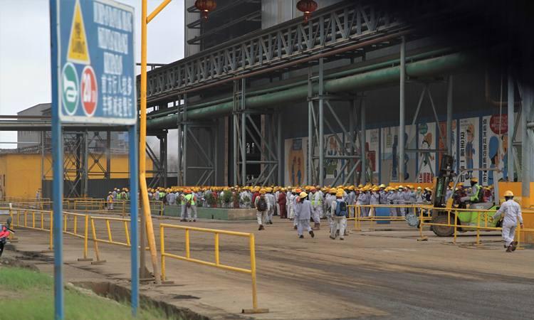 Klaster Covid-19 di Kawasan Industri Nikel Konawe Semakin Meluas. Pihak Perusahaan Bungkam