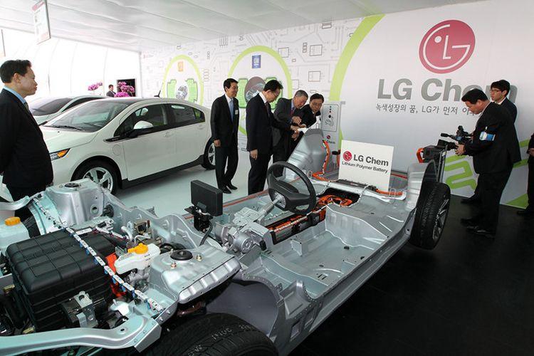 Pengembangan Industri Baterai Mobil Listrik akan Angkat Rupiah Hingga 4%