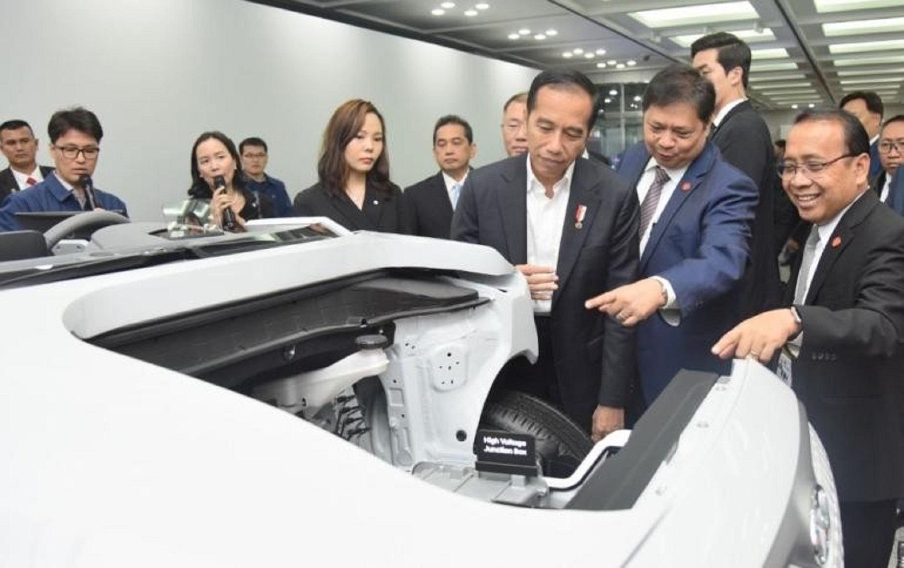 Menuju Produsen Baterai Kendaraan Listrik Terkuat di Dunia