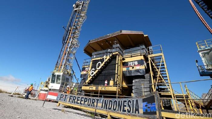 Aturan Ekspor Mineral Baru Beri 'Karpet Merah' ke Freeport?