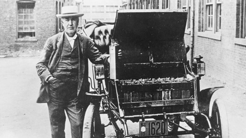 Baterai Sumber Tenaga Mobil Listrik Telah Ditemukan Sejak 120 Tahun Lalu
