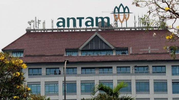 Corporate Credit Rating S&P Global Antam Naik Menjadi B+/outlook stabil