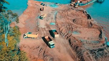 PAM Mineral Tunjuk PT Celebes Jadi Kontraktor Penambangan