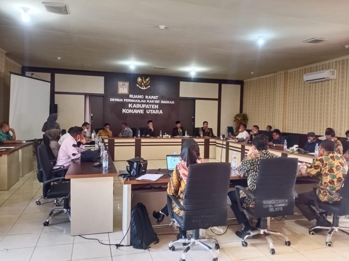 IUP Non Aktif, DPRD Konut Hentikan Aktivitas PT. Antam di Blok Tapunopaka